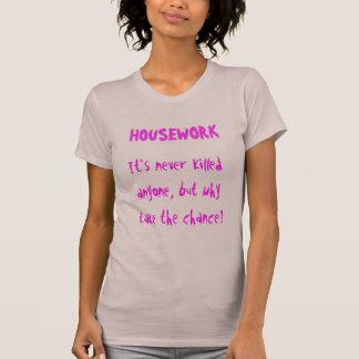 Anti-housework top