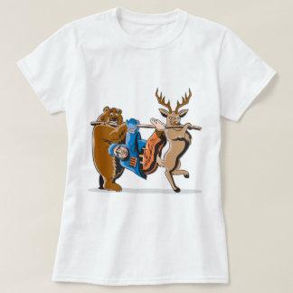 Anti Hunting Animal Revenge Shirt