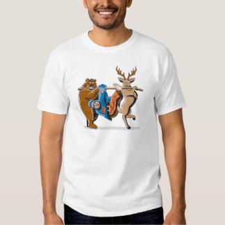 Anti Hunting Animal Revenge T-shirt