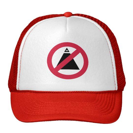 Anti illuminati gorro