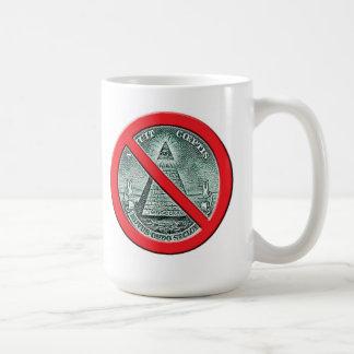 Anti - Illuminati Mug