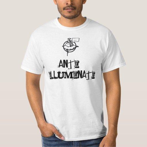 anti-illuminati t shirt