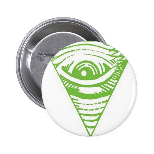 Anti-Illuminati T-Shirt Button