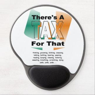 Anti-Impuesto (Irlanda) Alfombrilla De Raton Con Gel