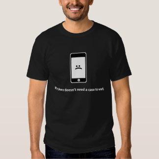 Anti-iPhone Shirt (Dark)