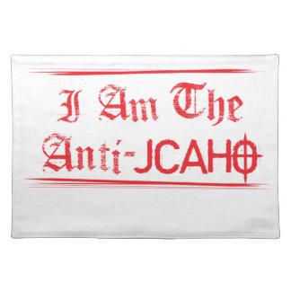 Anti-JCAHO Placemat