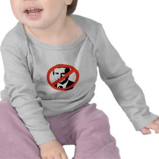 ANTI-JEB - BUSH ANTI - Bush Anti-Jeb Camiseta