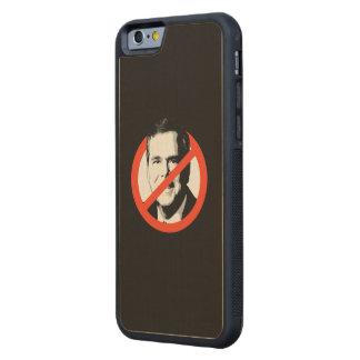 Anti-Jeb Carved® Maple iPhone 6 Bumper Case
