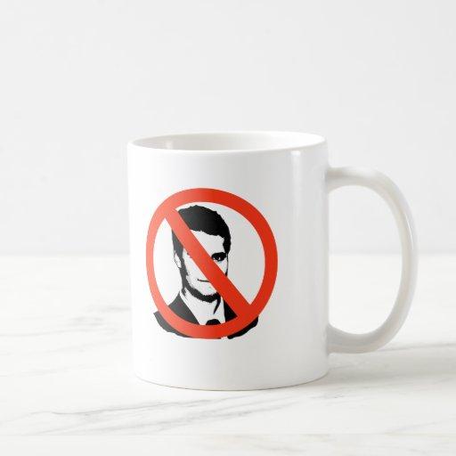Anti-Johnston Classic White Coffee Mug