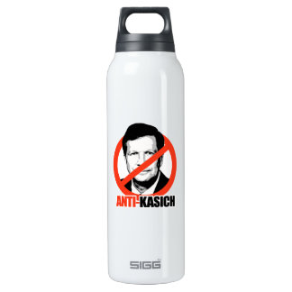 Anti-Kasich 16 Oz Insulated SIGG Thermos Water Bottle