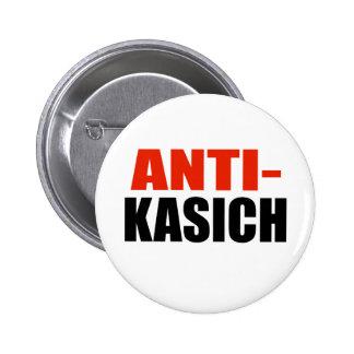 ANTI-KASICH 2 INCH ROUND BUTTON