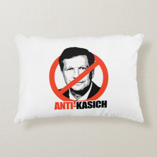 Anti-Kasich Accent Pillow