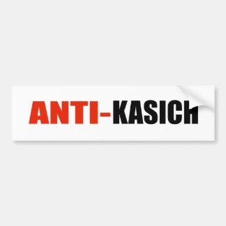ANTI-KASICH BUMPER STICKER