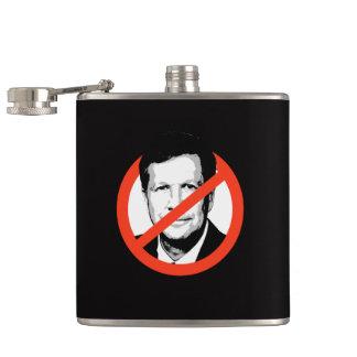 Anti-Kasich Flasks