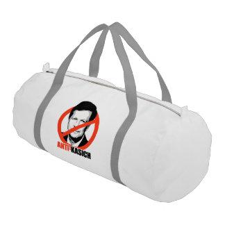Anti-Kasich Gym Duffle Bag