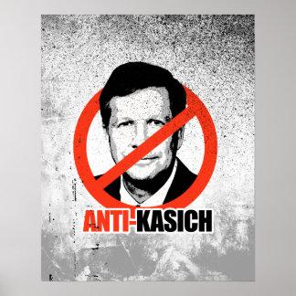 Anti-Kasich Poster