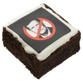 Anti-Kasich Square Brownie