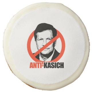 Anti-Kasich Sugar Cookie