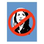 ANTI-KENNEDY: ANTI-Caroline Kennedy Gear Post Cards