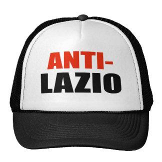 ANTI-LAZIO GORRAS DE CAMIONERO