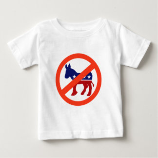 Anti-Liberal / Anti-Democrat Baby T-Shirt