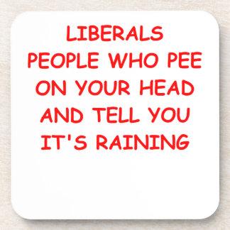 anti liberal coasters