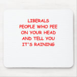 anti liberal mouse pads