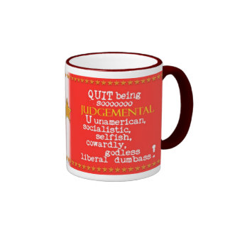 Anti-Liberal Mug