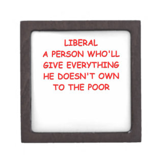 anti liberal premium jewelry box