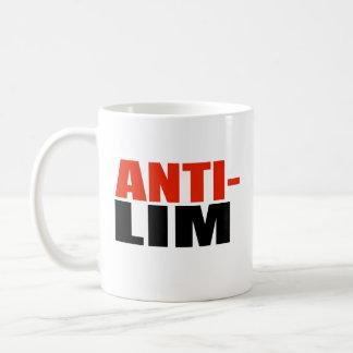 ANTI-LIM TAZA DE CAFÉ