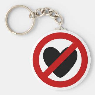 Anti Love Key Chain