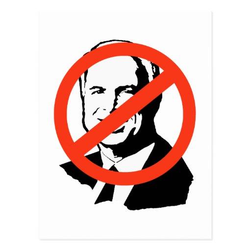 ANTI-MCCAIN - ANTI-John McCain Post Card
