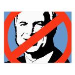 ANTI-MCCAIN - ANTI-John McCain Postcard