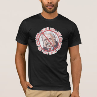 Anti-McCain Circle T-Shirt
