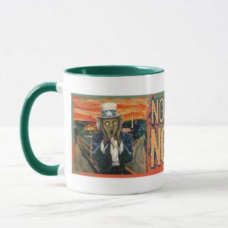 Anti McCain No Way No How No McCain Mug
