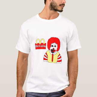 Anti McCain T-Shirt