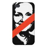 ANTI-MCCASKILL iPhone 4 CASES