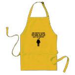 Anti men adult apron