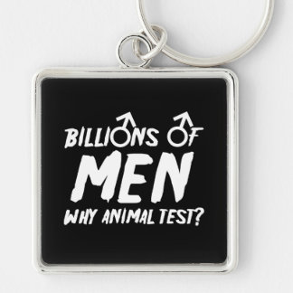 Anti men keychain