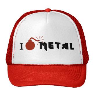 Anti-Metal Lid Trucker Hat
