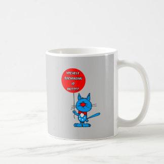 anti Michele Bachmann Coffee Mugs