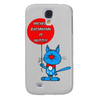 anti Michele Bachmann Galaxy S4 Cases