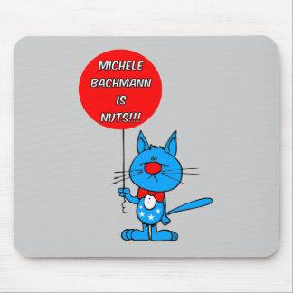 anti Michele Bachmann Mouse Pad
