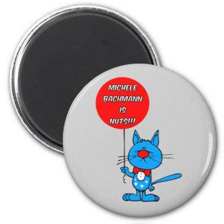 anti Michele Bachmann Refrigerator Magnet