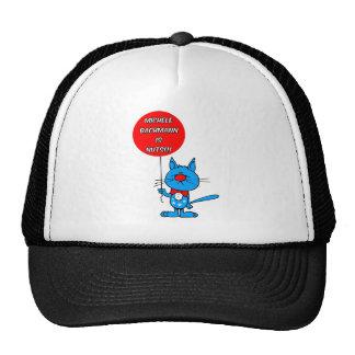 anti Michele Bachmann Trucker Hat