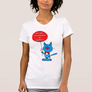 anti Michele Bachmann Tshirts