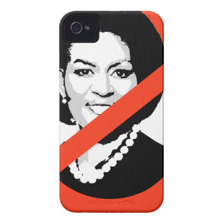 ANTI-MICHELLE OBAMA Case-Mate iPhone 4 CÁRCASAS