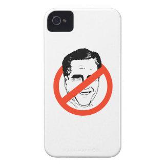 ANTI- MITT ROMNEY iPhone 4 CASE
