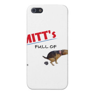 Anti Mitt Romney election 2012 Cover For iPhone SE/5/5s