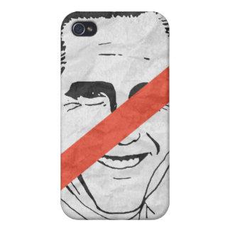ANTI- MITT ROMNEY iPhone 4/4S CASE